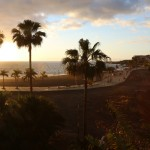 la playa del Puerto Naos